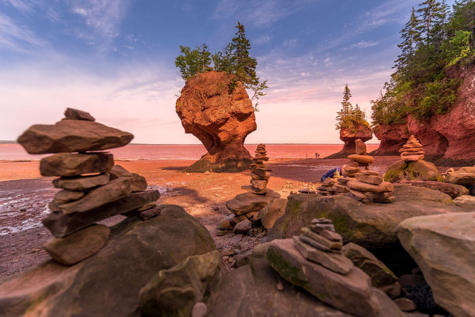 Canada  - Beautiful Landscapes in Nova Scotia, New Brunswick and Prince Edward Island